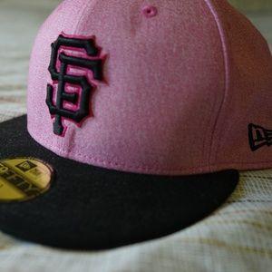 Accessories - San Francisco Giants C-Dub Patch 59FIFTY Cap 7 3/8